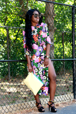 blackfashion:   New Post - FLOWERBOMB at: http://isisouterspace.blogspot.ca/ @ISISOUTERSPACE