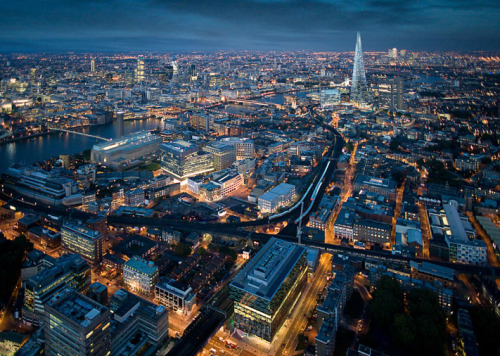 cars-and-dreamlife:  livetocompete:  The Shard, London.  (via imgTumble)