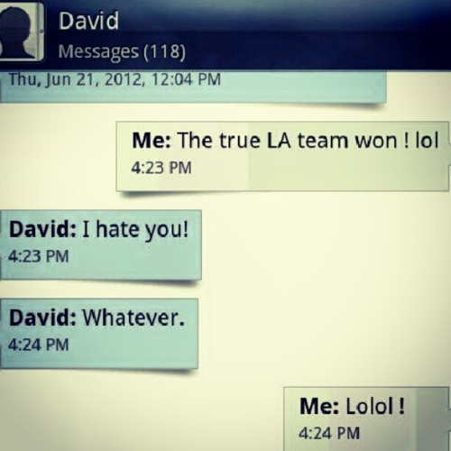Angels BABY ! #boohoododgers #crymeariver #angelsforlife  (Taken with Instagram)