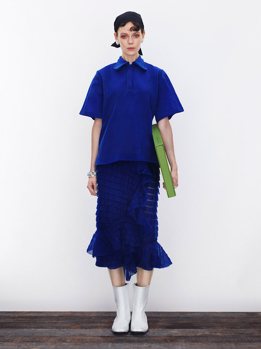 J.W. Anderson Resort 2013 Gitanas nerds. ….. J.W. Anderson Resort 2013 Nerd gypsies.