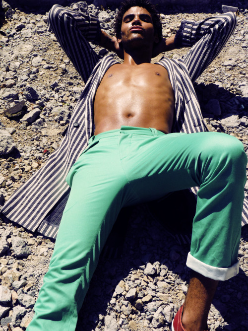 Zayd @ RED by Davian Lain