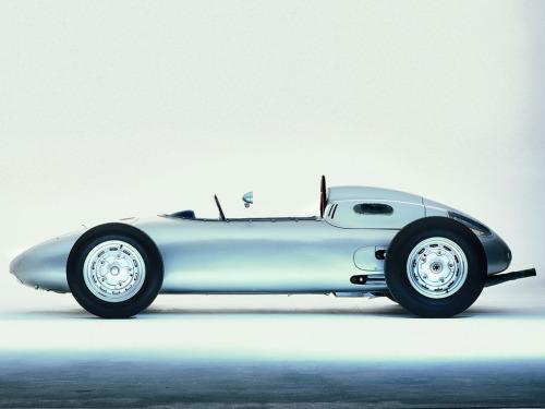 kahzu:  1960 Porsche 718 Monoposto F2