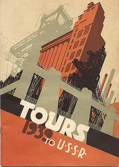 lostsplendor:  Tours to the USSR, 1932.    I can only imagine the sheer volume of handlers that would have been involved in such a tour.
