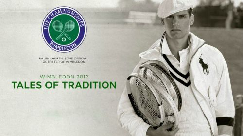 THE OFFICIAL RALPH LAUREN WIMBLEDON AD FOR THE CHAMPIONSHIPS WIMBLEDON 2012.PHOTOGRAPHED BY ARNALDO ANAYA-LUCCA.MODEL: SEAN HARJU.ART DIRECTION BY ANDREW OSTERBERG.STYLED BY BENJAMIN ESKRIDGE