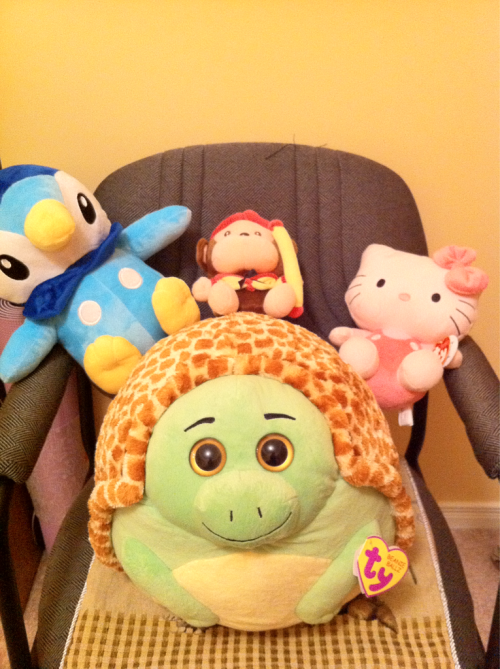 I have the cutest stuffies !