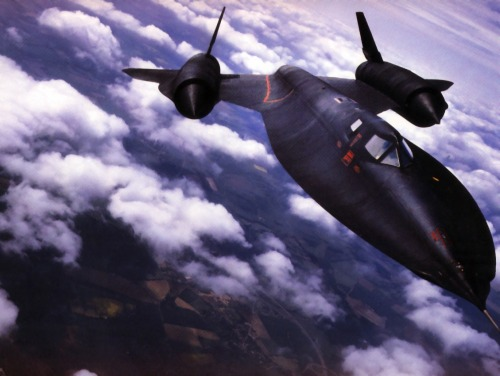 talkinboutstuff:  kilo-jericho-sierra:  SR 71 I've always loved this plane… even before the F117, B2, and F22  I just saw the SR 71 at Udvar Hazy last weekend. So bad ass.