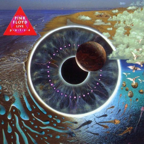 THIS DAY IN MUSIC…  June 25th, 1995, Pink Floyd were at No.1 on the US album chart with Pulse, the bands fifth US No.1.