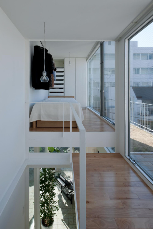 seawaters:  '43base' by miurashin architect + associates, tokyo, japan