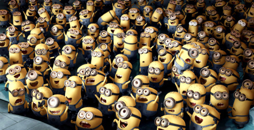 Despicable Me (2010) Pierre Coffin, Chris Renaud The perfect movie to add to a 4-day sick day movie marathon (13 total - I had forgotten about The Robber in a previous count). Guess what? Still laughed like a very ridiculous small child. #131 - 6/11/2012