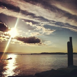 Brought to Life (Posted to Instagram)  Lake Champlain, Vermont