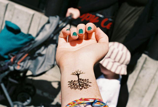 cuntable:  henna by ƒragmentos on Flickr.