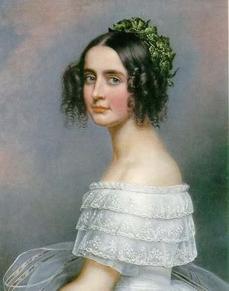 Princess Alexandra Amalie of Bavaria was born on August 26, 1826 in Bavaria. Her father was King Ludwig I and her mother was Therese of Saxe-Hildburghausen. Princess Alexandra suffered from psychological issues, including the belief that as a young child she had swallowed a glass grand piano (which was still lodged inside of her). The BBC Radio 3 later did a piece on this eccentric belief. Princess Alexandra died on September 21, 1875 in Bavaria.