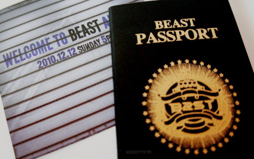 Welcome to BEAST Airline Passport