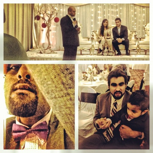 Boredomandholymatrimony.  #wedding (Taken with Instagram at Chandni)