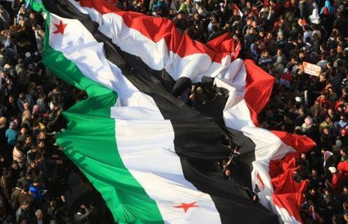 leaveobashar:  Syria & Egypt are One - Cairo (Tahrir Square): June 24 2012 Thanks @farGar