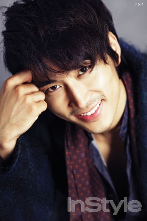 Instyle Korea Model: Song Seung Hun