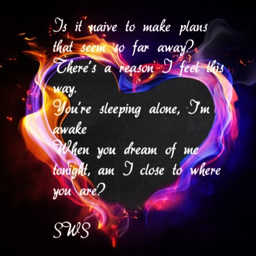 #textgram #sleepingwithsirens #letlovebleedred ❤❤❤ (Taken with Instagram)