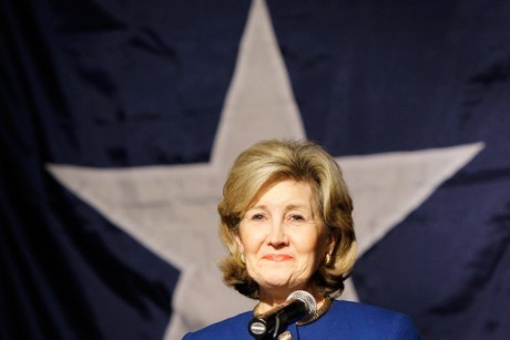 Photo of the Day: Senator Kay Bailey Hutchison (TX)