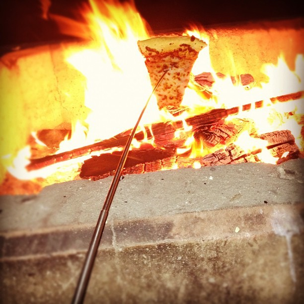 Bonfire :D  (Taken with Instagram)