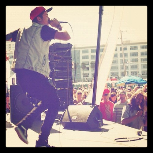 ilovetmills:  SAN FRAN  (Taken with Instagram)