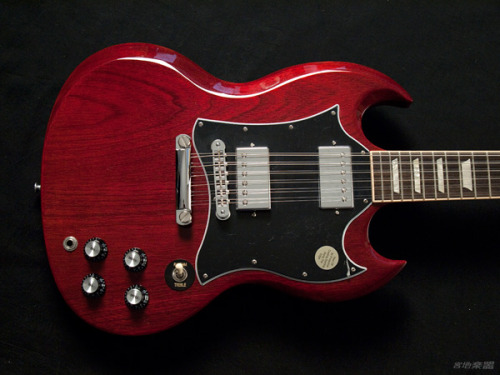 GIBSON 50th Anniv. SG 12 STRINGS
