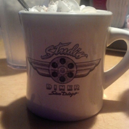 Hot Coco:)  (Taken with Instagram)