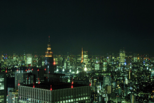 japanlove:  at the metropolitan government #2 by open-arms on Flickr.