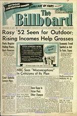 Billboard magazine - November 24, 1951