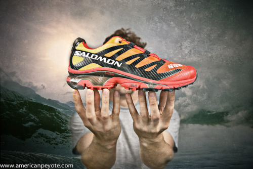 Salomon S-Lab Soft Ground on Flickr.Salomon S-Lab Soft Ground trail running shoe. Background view from the Monte Rosa SAC hut in Switzerland, looking out over the glacier as the sun was going down.blog.americanpeyote.com