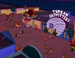 the simpsons urban outfitters