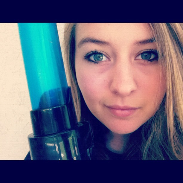 One day, I will be a Jedi.. (Taken with Instagram)
