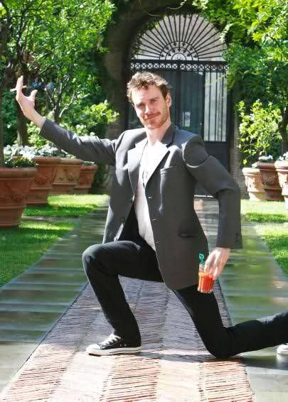 this is my all-time favorite photo of michael fassbender and i doubt that will ever change