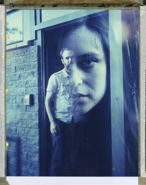 june.  having prematurely blown my pod and posted Impossible Project 8x10 tests in advance of its release I offer this in their stead… (featuring Ben Parks & Yours Roxanne)