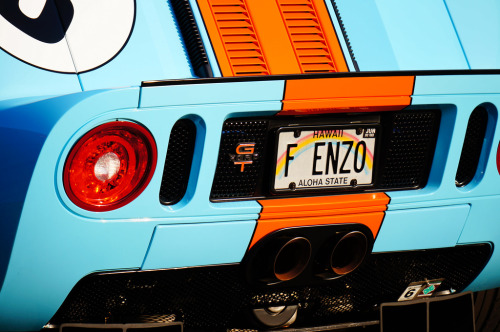 My purpose Starring: Ford GT (by I am Ted7)