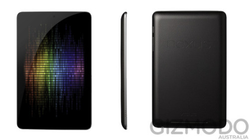 So What are we thinking about the new leaked Nexus Tablet images by Asus ?