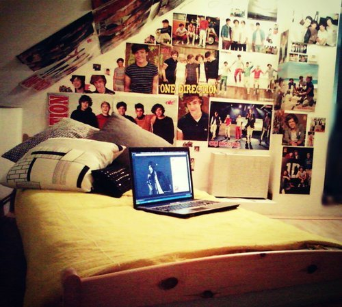 "I want this room "":)"