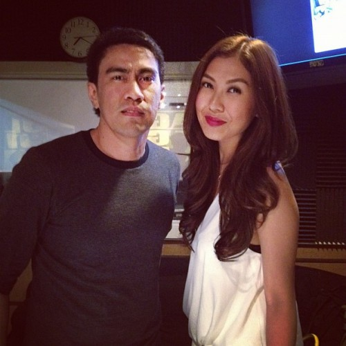 @lizzzuy @ramonbautista #manyakmondays #lovesurvivor  (Taken with Instagram)