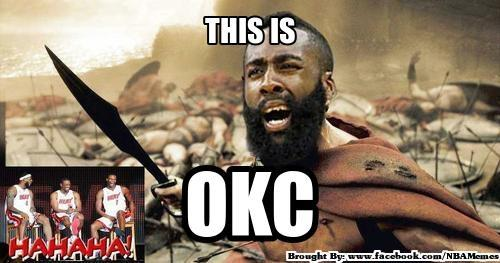 This is OKC!