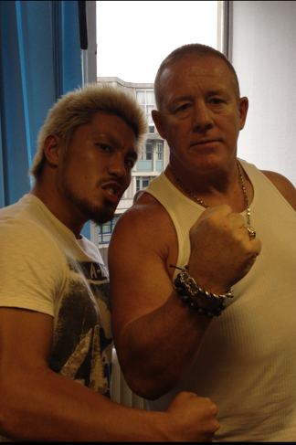 openthe:  Fit Finlay. @TozawaAkira. Generations of intensity.