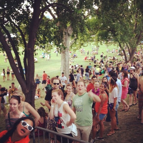 Coolhaus was rated the number 1 food vendor at #GovBallNYC! Thanx so much for the love! xoxo (Taken with Instagram)