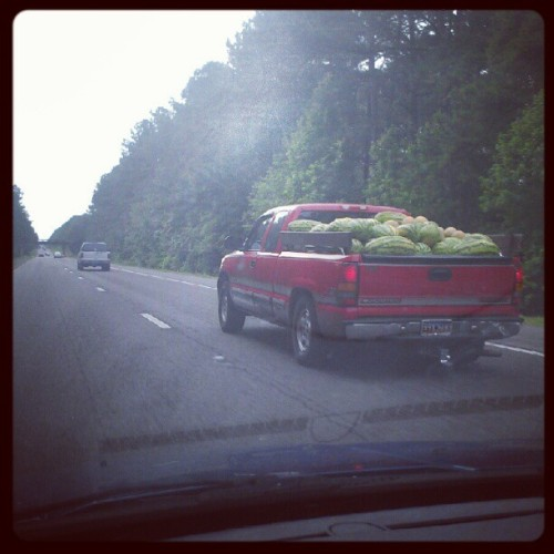 Watermelon anyone? (Taken with Instagram)