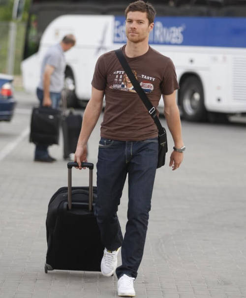 Xabi Alonso. Simplicity is beauty.