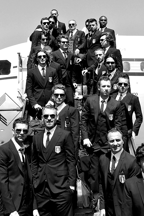 Italy National Football Team.