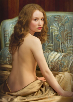 Emily Browning as Lucy, Sleeping Beauty (2011)