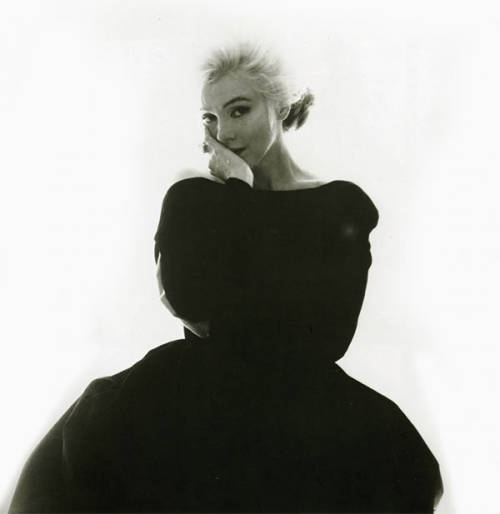 She really was something special. Miss Monroe being Miss Monroe.