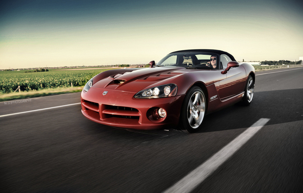 crash—test:  Dodge Viper SRT-10 (by Ni.St|Photography)