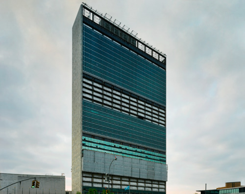 United Nations Headquarters, New York, 2011 Guy Sargent