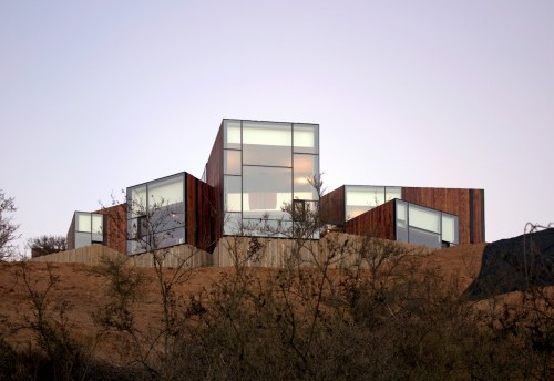 remash:  cgm house | massing ~ ricardo torrejon