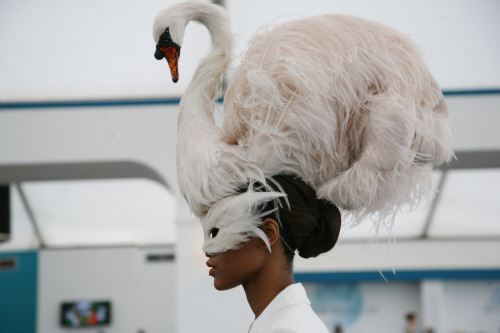 vogue:  Take It From the Top: The Best Hats from the 2012 Royal Ascot Races See the slideshow.