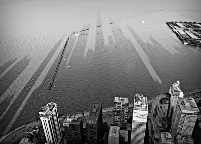 aquaticwonder:  Chicago Shadows